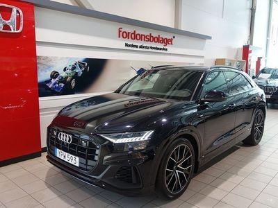 begagnad Audi Q8 3.0TDI 286HK S-Line SE SPEC