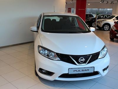 begagnad Nissan Pulsar 1,2 115hk Acenta