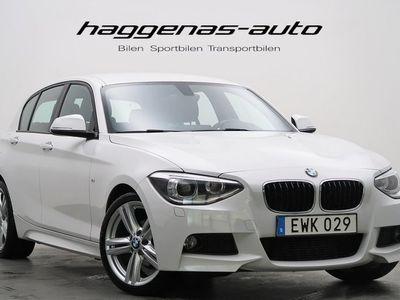 begagnad BMW 116 i / 136hk / M-Sport / PDC