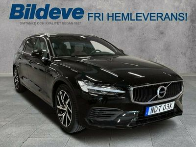 begagnad Volvo V60 T6 TWIN ENGINE