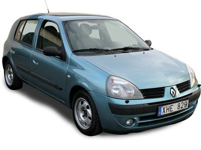 begagnad Renault Clio R.S. Halvkombi 5-dörra 1.2 Authentique 75hk
