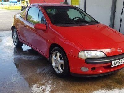 begagnad Opel Tigra 1.6 -99