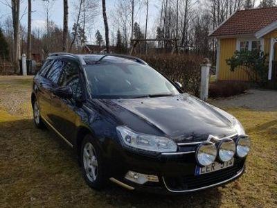 begagnad Citroën C5 Tourer 2.0 Hdi 163hk Aut D-värm -11