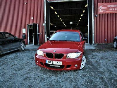 begagnad BMW 120 i 3-door M Sport, Advantage 170hk NY BESIKTAD/LÅGMIL/1 års gara