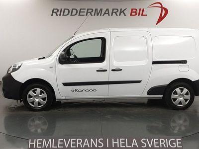begagnad Renault Kangoo Express Maxi 1.5 dCi Eu6 90hk Drag Pdc