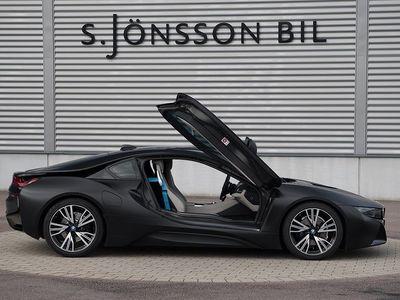 begagnad BMW i8 / Inkommande /