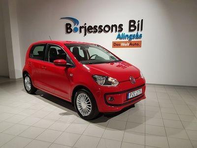 gebraucht VW cross up! High UpHIGH 1,0 2016, Halvkombi 79 900 kr