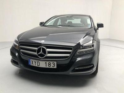begagnad Mercedes CLS350 CDI