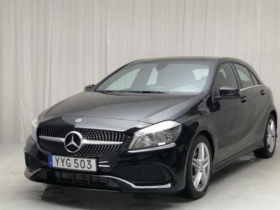 begagnad Mercedes A180 A-Klass5dr W176