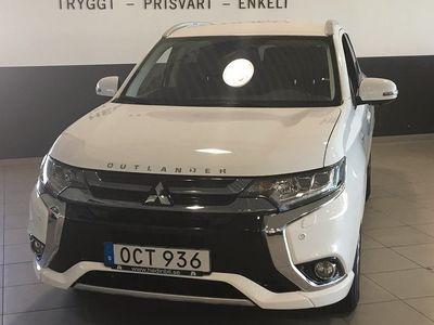 begagnad Mitsubishi Outlander P-HEV Outlander4WD BUS N