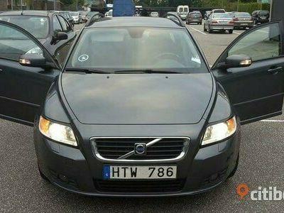 begagnad Volvo V50 2009