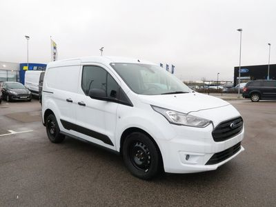 begagnad Ford Transit Connect L1 1.5 TDCi Automat Euro