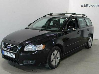 begagnad Volvo V50 1.6D DRIVe Lasth V-hjul Drag(Auktion)
