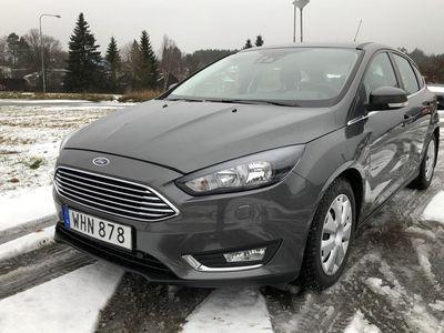 begagnad Ford Focus 1.5 TDCi 5dr (95hk)
