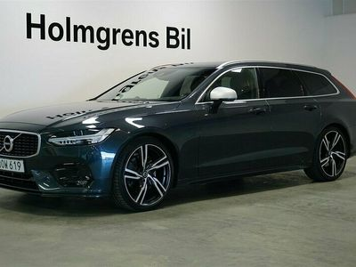 begagnad Volvo V90 D5 AWD R-Design Bowers & Wilkins Panorama