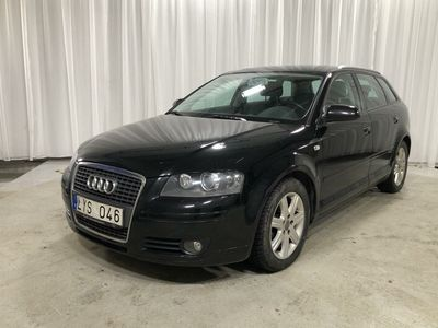 brugt Audi A3 Sportback 2.0 TDI (170hk)