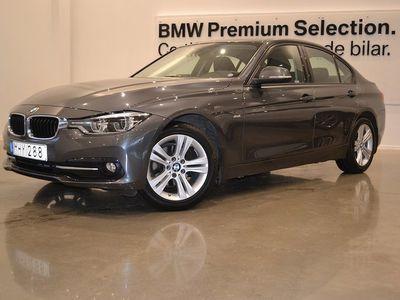 begagnad BMW 318 d/ Sport Line/ Eluppvärmd ratt/ Sportstolar/ Drag