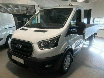 begagnad Ford Transit TREND CHASSI 350 L4 ENKELHYTT 170HK AUT