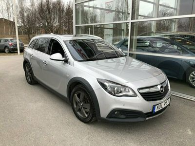 begagnad Opel Insignia Country Tourer SPORTS TO