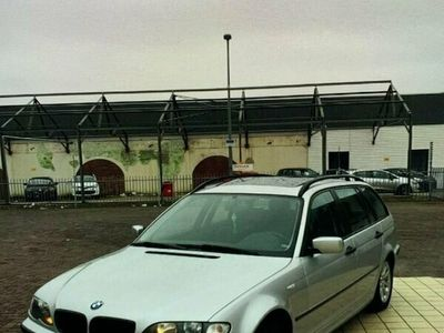 begagnad BMW 318 I