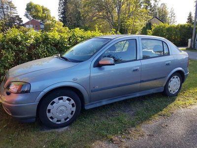 begagnad Opel Astra 5-dörrar