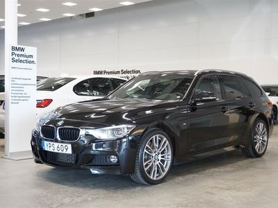 begagnad BMW 330 d xDrive Touring M-Sport Innovation Panorama Head-Up