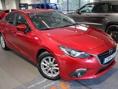 begagnad Mazda 3 Vision 2.0 120hk - GARANTI 7 ÅR