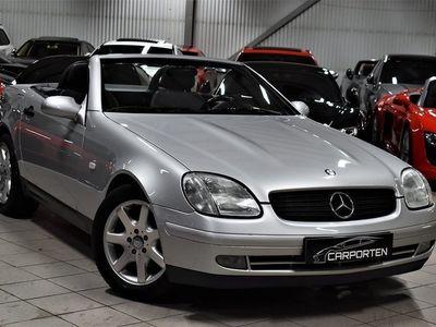 begagnad Mercedes SLK230 CAB AUT 6850MIL 1-ÄGARE