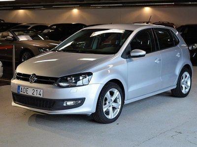 begagnad VW Polo 5-dörrar 1.2 TSI Comfortlin