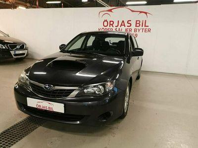 begagnad Subaru Impreza 2.0 D Active 4WD 150hk Ny besikt
