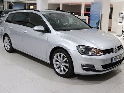 begagnad VW Golf Sportscombi 1.4 TSI BlueMotion DSG NyServad + Nya Bromsar