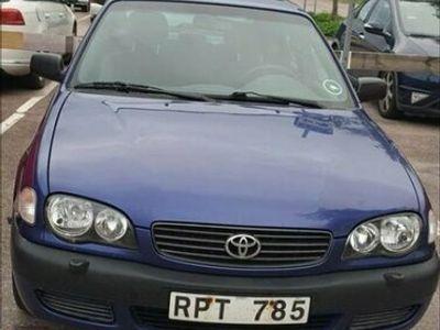 begagnad Toyota Corolla Liftback 1.4