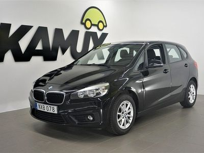 begagnad BMW 218 i | HEMLEVERANS | Automat | 2016, Personbil 154 800 kr