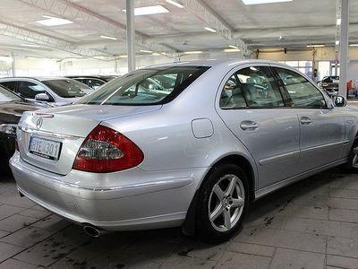 begagnad Mercedes 280 Benz E Sedan Aut Elegance Sv.Såld 2009, Sedan 118 500 kr