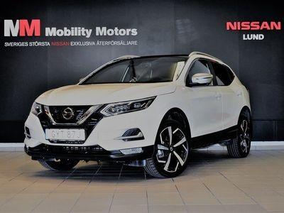 begagnad Nissan Qashqai DIG-T 140 Tekna | Demo 2019, SUV 219 900 kr