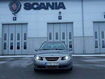 begagnad Saab 9-5 SportCombi 2.0 T BioPower Manuell, 180hk, 2006