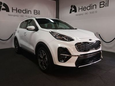 brugt Kia Sportage 1,6 T-GDI DCT AWD GT-LINE DEMO