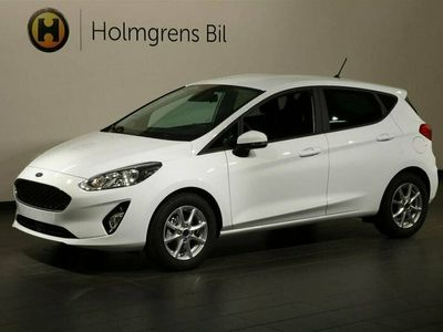 begagnad Ford Fiesta Trend Plus 1.0T EcoBoost 100hk 6at