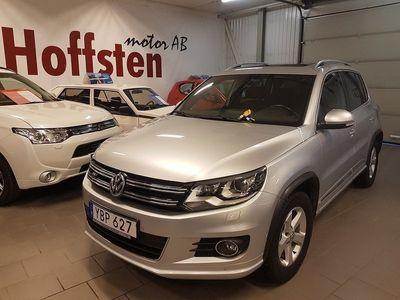 begagnad VW Tiguan 2.0 Premium Panorama R Desi
