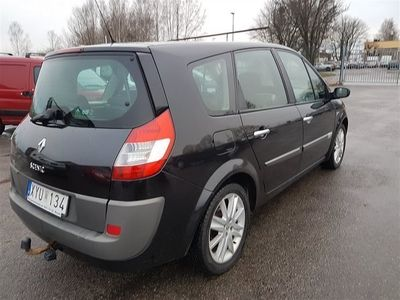 gebraucht Renault Grand Scénic 1.9dCi/Bes/7Sits/Drag/Ac/Panorama