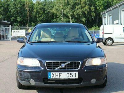 begagnad Volvo S60 D5 Automat 185hk