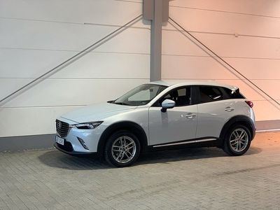 begagnad Mazda CX-3 2,0 Optimum Manuell