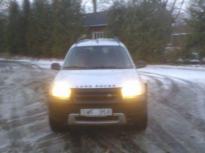 begagnad Land Rover Freelander 2.0 TD4 Diesel -02