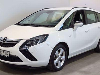 begagnad Opel Zafira Tourer 1.6 CDTI ecoFLEX / V-hjul + Dragkrok