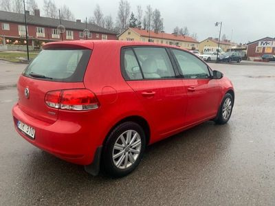 begagnad VW Golf 1.6 Multifuel Comfort 102hk