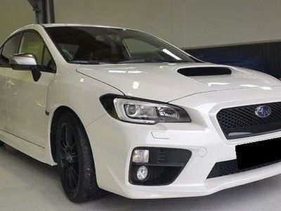 begagnad Subaru Impreza WRX STI 300 HK 4WD