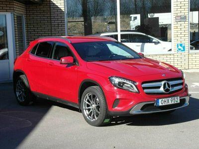 begagnad Mercedes GLA200 d 4MATIC 7G-DCT (136hk) V-DÄCK INGÅR