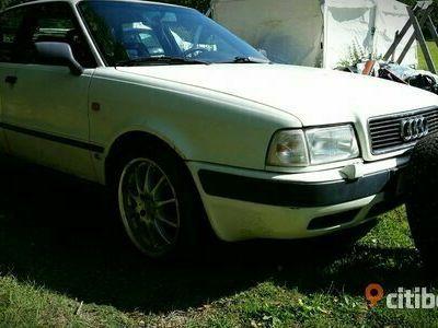 begagnad Audi 80 2.0E