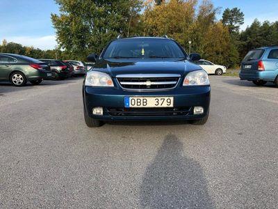 begagnad Chevrolet Nubira 2.0 SKATTAT O BESIKTAD