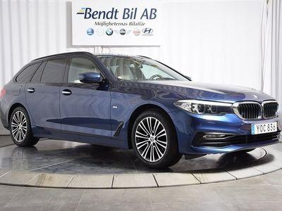 brugt BMW 520 d xDrive Touring / NAV